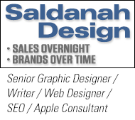 Saldanah Design can help you with marketing, promotion, or advertising, any items that get printed or go on the Internet to help you business get more customers