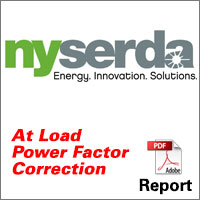 NYSERTA- At Load Power Factor Correction Report