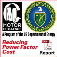 Reducing Power Factor Correction Cost Report- US Department of Energy